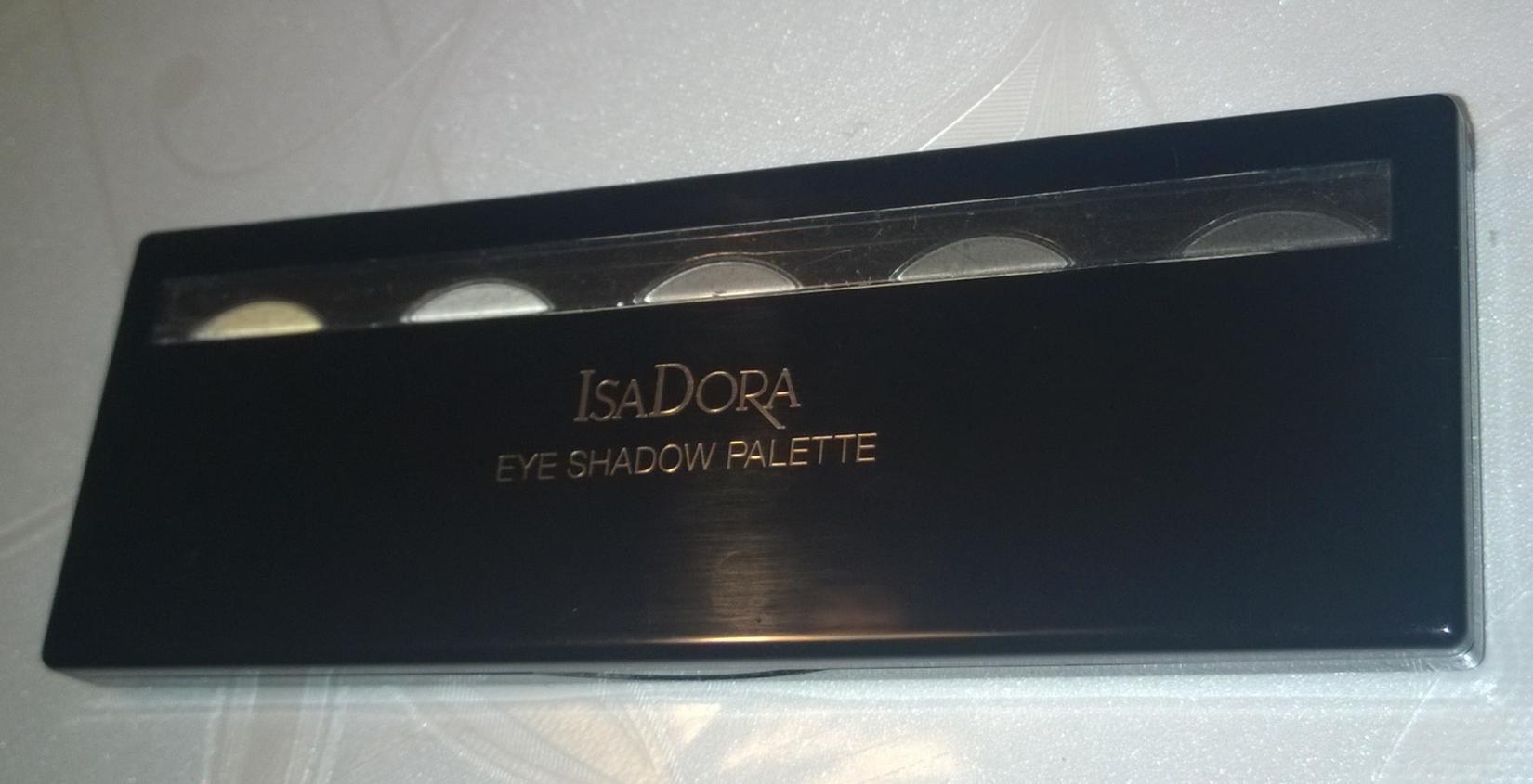 тени Isadora Eye Shadow Palette № 56 - упаковка